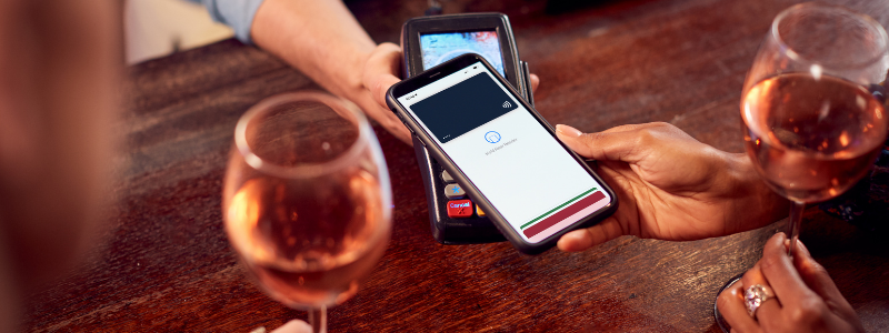 free app for ordering drinks at bars