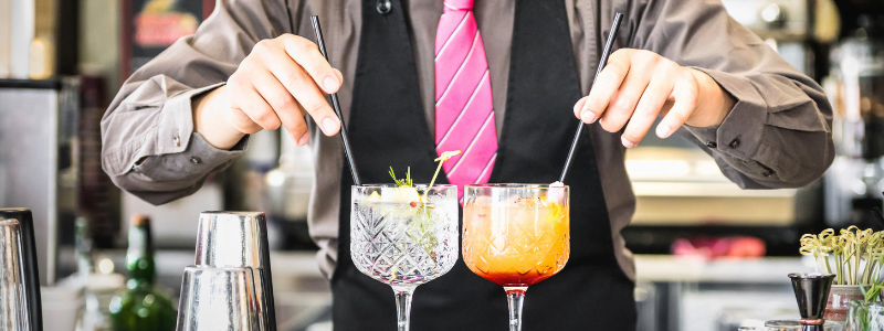 how to order at a bar like a pro