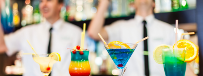 what makes a good bartender